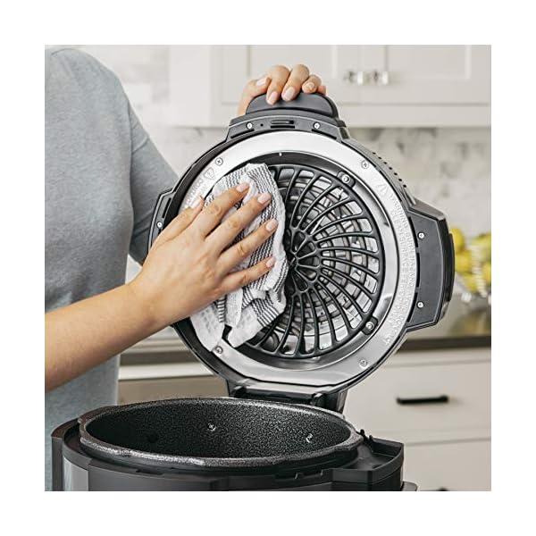Ninja Foodi TenderCrisp Pressure Cooker, Black OP300 5