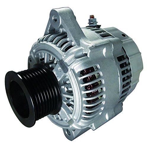 Parts Player New Alternator For John Deere Marine Engines 6125AFM01 6125AFM75 2004-2007 12.5L