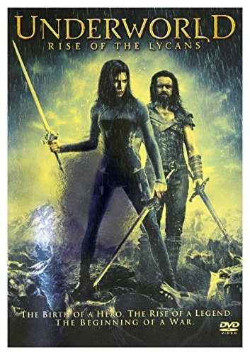 Underworld: Rise of the Lycans [DVD] [Region 2] (English audio) by Michael Sheen