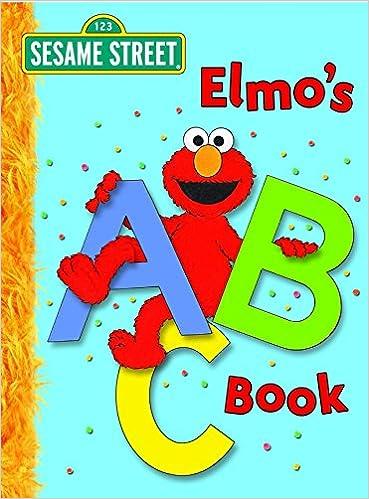 Sesame Street Elmos ABC Book