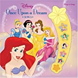 Disney Princess: Once Upon a Dream Songs (Interactive Music Book)