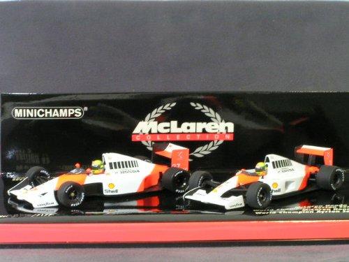 1/43 World Champion Set3 -ワールドチャンピオンセット3- 「McLaren COLLECTION」 402909101