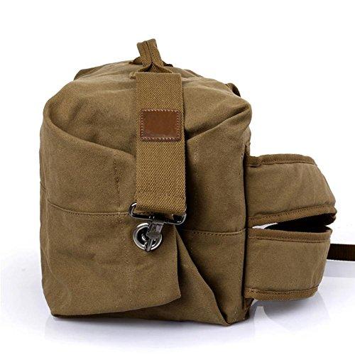 Outdoor zaino ricreativo, borsa a tracolla degli uomini, borsa da viaggio di tela, di grande capacità zaino di corsa esterna, sacchetto di alpinismo esterno
