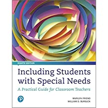 MyLab Education with Pearson eText -- Access Card -- for Including Students with Special Needs: A Practical Guide for Classroom Teachers (8th Edition)