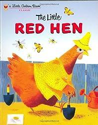 The Little Red Hen (Little Golden Book Series)