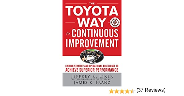 Hoshin kanri the strategic approach to continuous improvement ebook amazon the toyota way to continuous improvement linking amazon the toyota way to continuous improvement linking fandeluxe Images