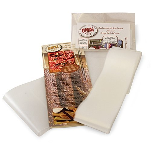 Um Dry Aging Bags 50mm Sausage Casing Packet
