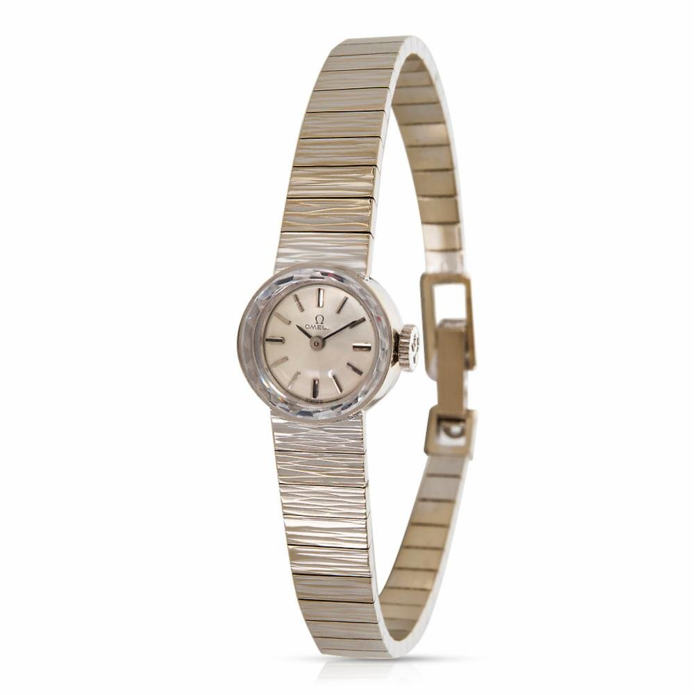 Omega Omega mechanical-hand-wind womens Watch EE8877 (Certified Pre-owned)