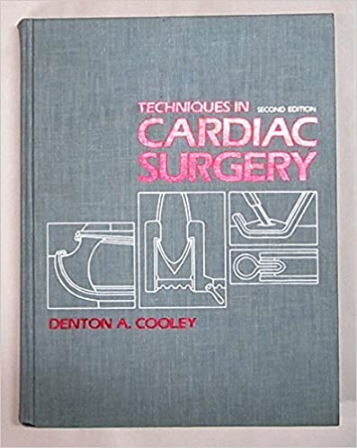 Techniques in Cardiac Surgery