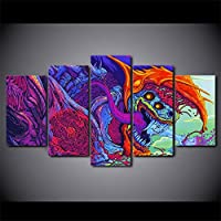 Wall Art Painting Canvas Wall Art Hyper Beast Wallpaper Hd 5