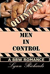 MEN IN CONTROL: Quinton (A BBW BDSM Billionaire Romance)