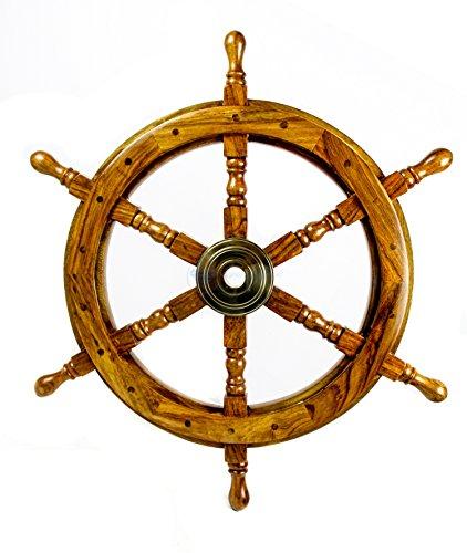 Outdoor Captains Wheel - 7