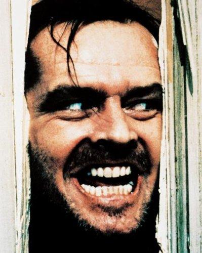 8x10 Poster Print GLOSSY The Shining Jack Nicholson