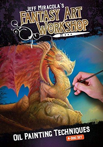 Painting Techniques Dvd - 4
