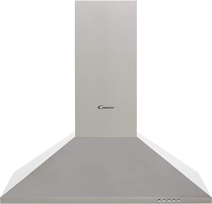 CANDY CCE117/1X Campana Telescópica 70CM, INOX, 70x57,3x4x8: Amazon.es: Hogar