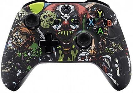 Scary Party Rapid Fire - Mando a Distancia para Xbox One S/X 40 Mods (con Conector de 3,5 mm): Amazon.es: Electrónica