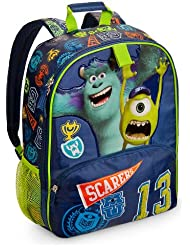 Disney Store Monsters University Backpack with Mike Wazowski and Sulley