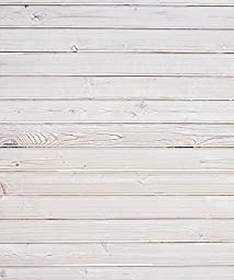 Faux Wood Floor Photography Backdrop White Wood Photography Floor Drop 5\'x8\'
