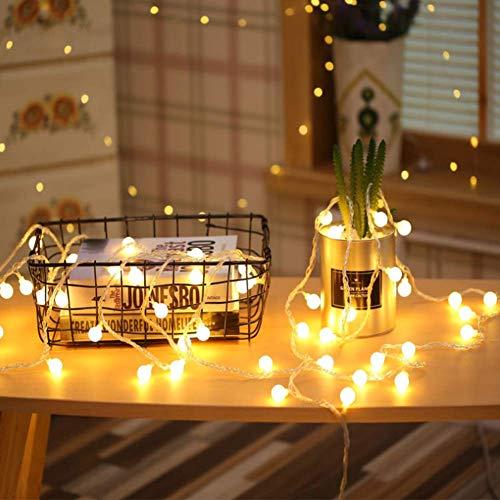 Christmas Ball Led Lights in US - 4