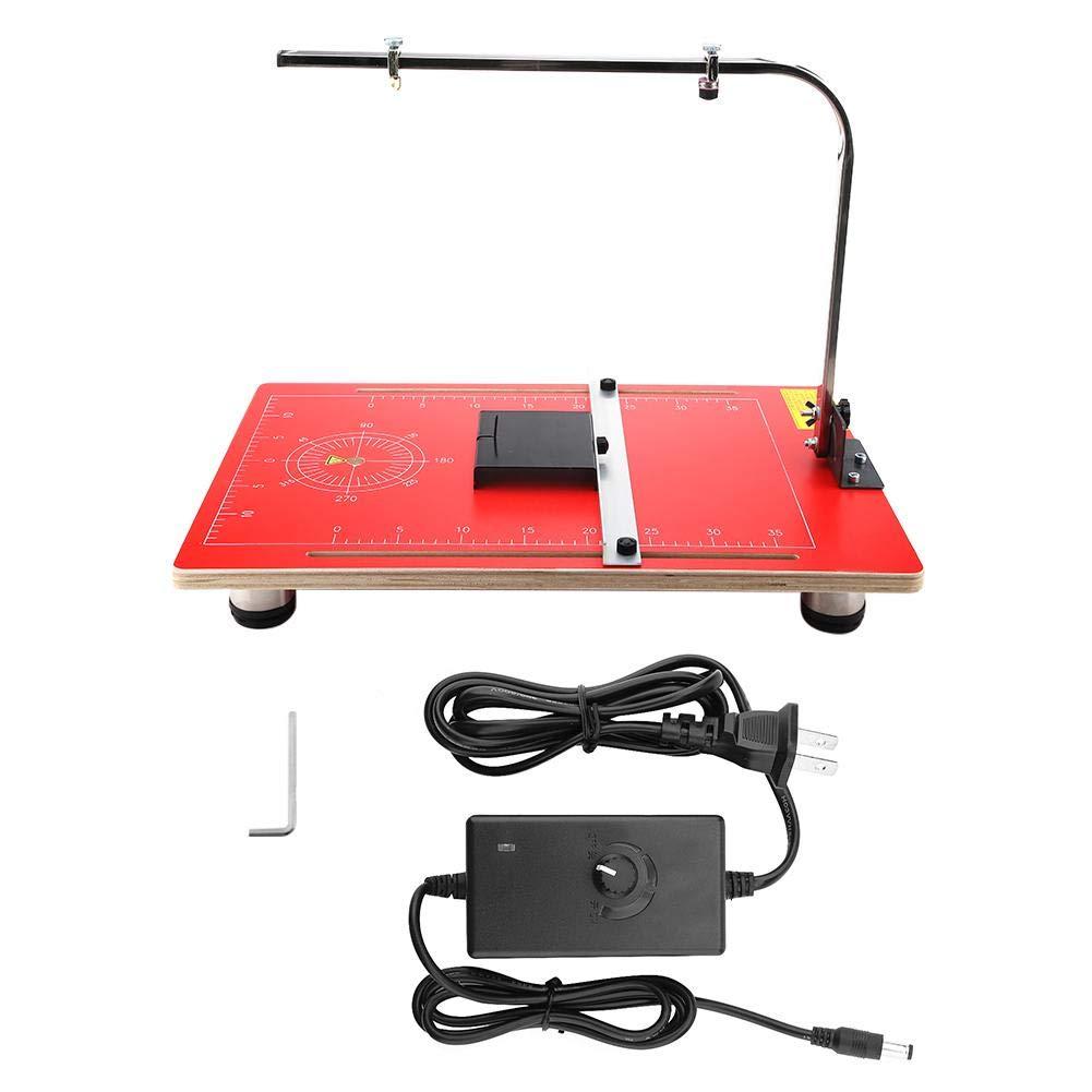 Akozon Multifunctional Hot Foam Cutting Machine Stand 35W Hot Wire Foam Cutting Machine by Akozon