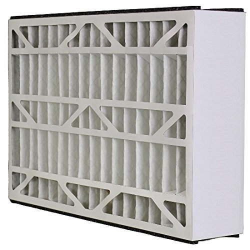 20x20x5 (19.63x20.13x4.88) MERV 13 Aftermarket Trion Air Bear Replacement Filter (2 Pack) by Trion