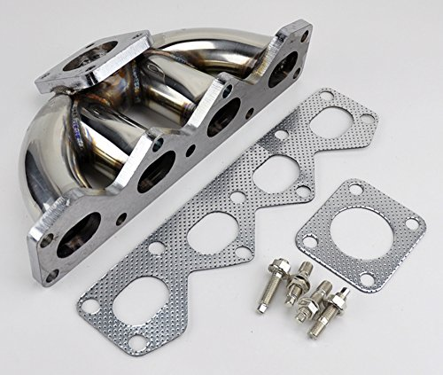 Mazda Miata MX5 Eunos 1990-1993 1.6L T3 Stainless Steel Turbo Exhaust Manifold ()