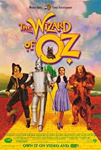 The Wizard of Oz by postersdepeliculas