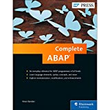 Complete ABAP (First Edition) (SAP PRESS)