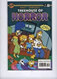img - for Bart Simpson's Treehouse of Horror #3 (Third Throat-Throttling Issue) book / textbook / text book