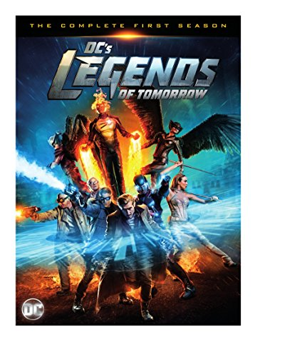 DVD : DC's Legends of Tomorrow: Season 1