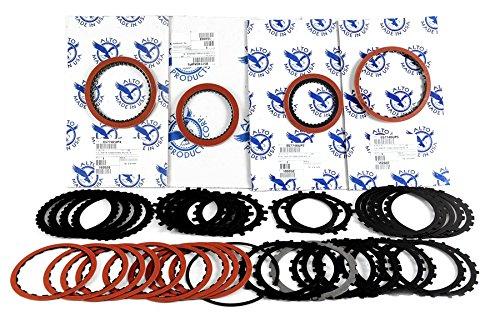 (700R4 4L60 4L60E Alto Red Eagle Clutch Plate Kolene Steels Rebuild Kit PowerPack)