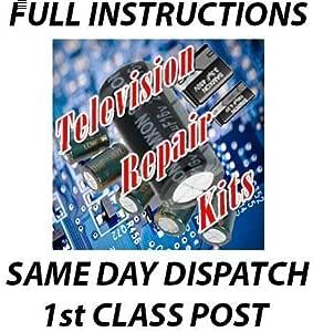 LG 42PN450B/42PM470T TV - Kit de Reparación Ysus Q703 Q704 S/C: Amazon.es: Electrónica