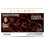 Clairol Natural Instincts Semi-Permanent, 5R Medium