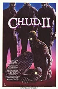 C.H.U.D. II - Bud the Chud Movie Poster (27 x 40 Inches - 69cm x 102cm) (1989) - from MG Poster