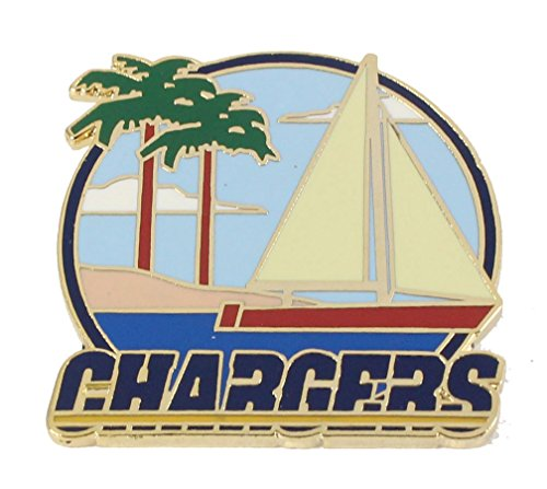 (NFL Los Angeles Chargers City Pin)