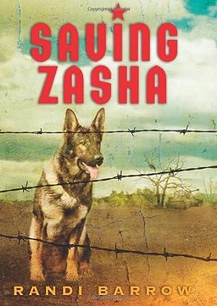 book cover of Saving Zasha