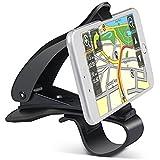 スマホスタンド 車載ホルダー スマホホルダー 車 GPSナビ 軽量 360度回転可 ディスプレイ用 スマホ スタンド iPhone 7 7 Plus 6S 6 5S 5C, Samsung Galaxy S7 S6 GPSなど対応 Goodlight