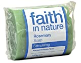 Faith in Nature Organic Pure Vegetable Rosemary Hand Made Soap