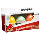 Angry Birds Super Grow Eggs - Hatch and Grow 3 Different Characters from the Game - (Series 2)