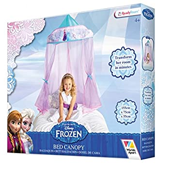 Disney FROZEN Eiskönigin Bed Canopy Betthimmel Baldachin ...