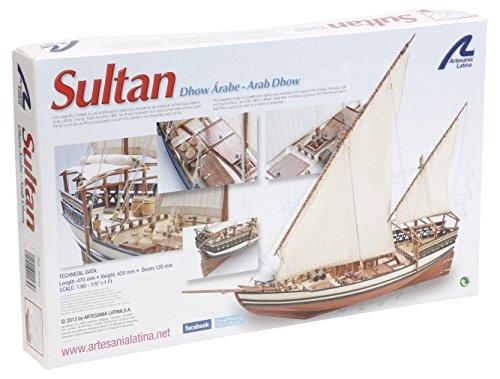 Artesania Latina Sultan Dhow Water Vehicles 221651/34