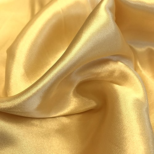 Charmeuse Bridal Satin Fabric for Wedding Dress 60