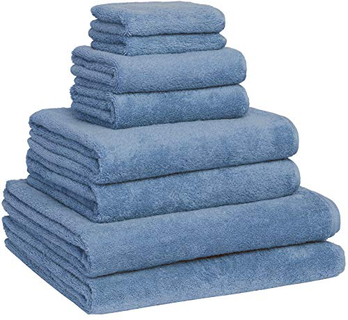 fast drying bath towel set