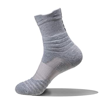 YuyuETechnology 3 Pares Hombres Mitad Calcetines Deportivos ...