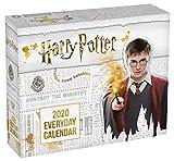 Harry Potter 2020 Desk Block Calendar - Official Desk Block Format Calendar
