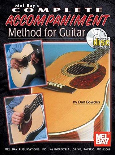 Mel Bay Complete Accompaniment Method for Guitar Book/CD Set