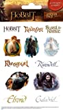 The Hobbit - Sticker Pack (24 Stickers on 2 Sheets)