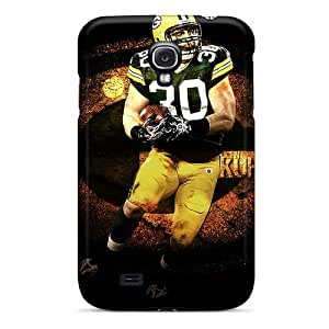 GAwilliam Zri5059bJfN Case Cover Galaxy S4 Protective Case Green Bay Packers