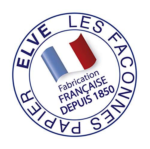 ELVE LVB125D Mouvement de Stock Fiches dinventaire Cartonn/ées Blanc