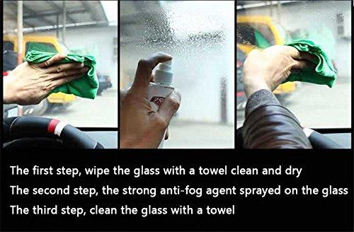 Drivworld Anti Fog Spray Anti-fog agent rainy winter car long-term anti-fog window windshield defogger bathroom to fog agent by Drivworld (Image #4)
